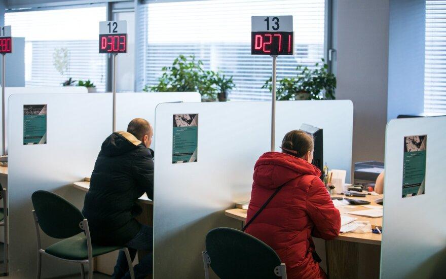 VMI ėmusis kontrolės veiksmų, užsienio bendrovės Lietuvoje deklaravo 4,4 mln. pajamų