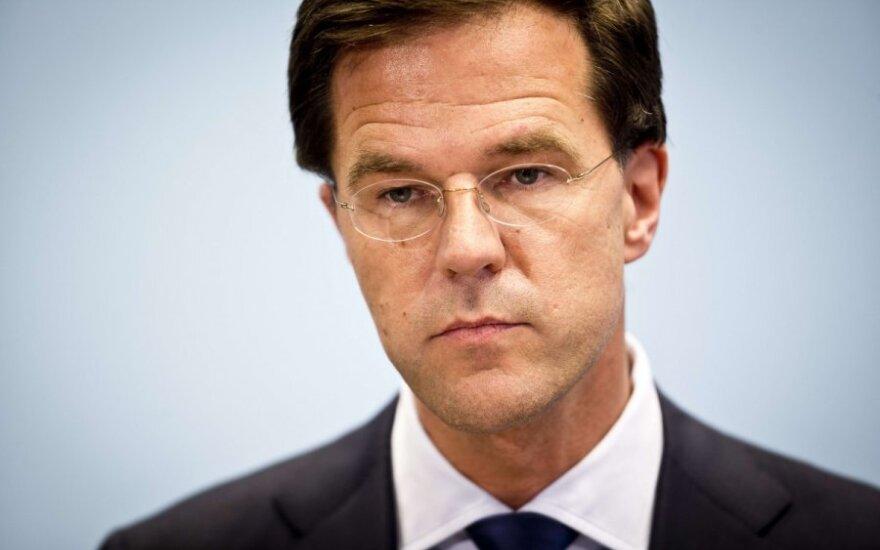 Nyderlanduose žlugo derybos dėl koalicijos sudarymo