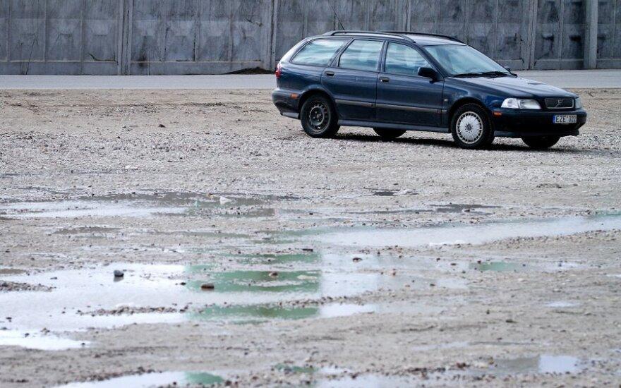 Prarasti automobilį galima ir po pirmo pasivažinėjimo