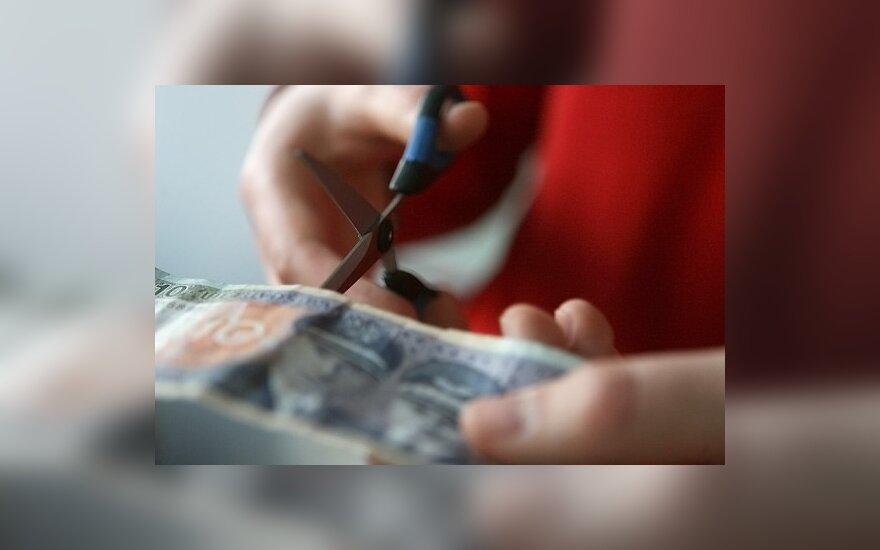 """Vyriausybė nebenori iš privačių fondų leisti grįžti į """"Sodrą"""""""