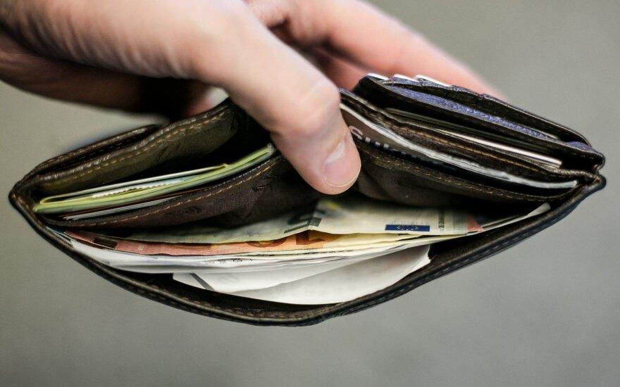 Siūloma plėsti turtą ir pajamas privalančių deklaruoti sąrašą