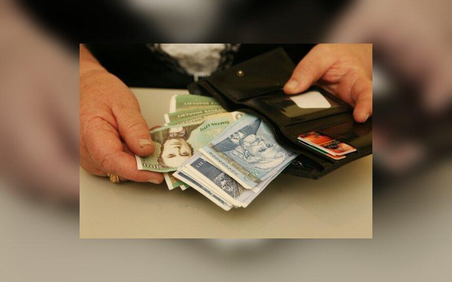 Minimalus darbo užmokestis Lietuvoje – vienas mažiausių ES