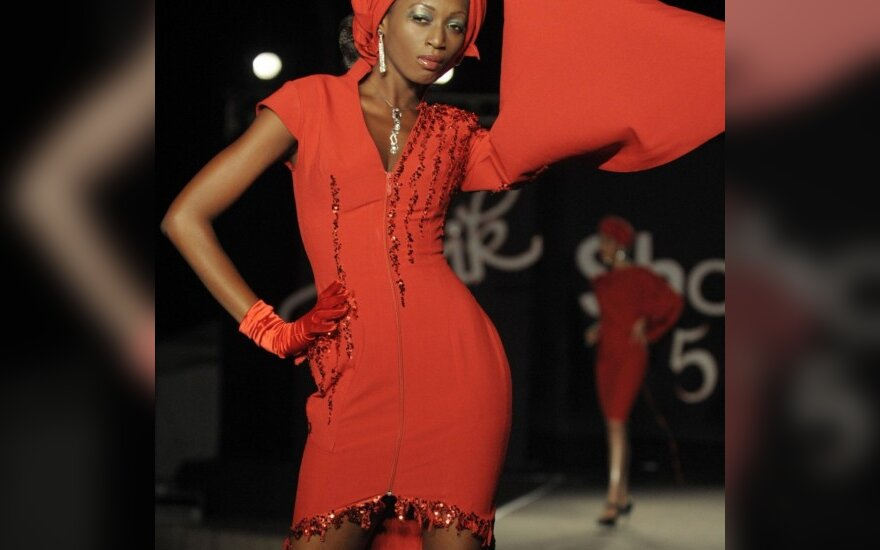 Afrikos mada 2010
