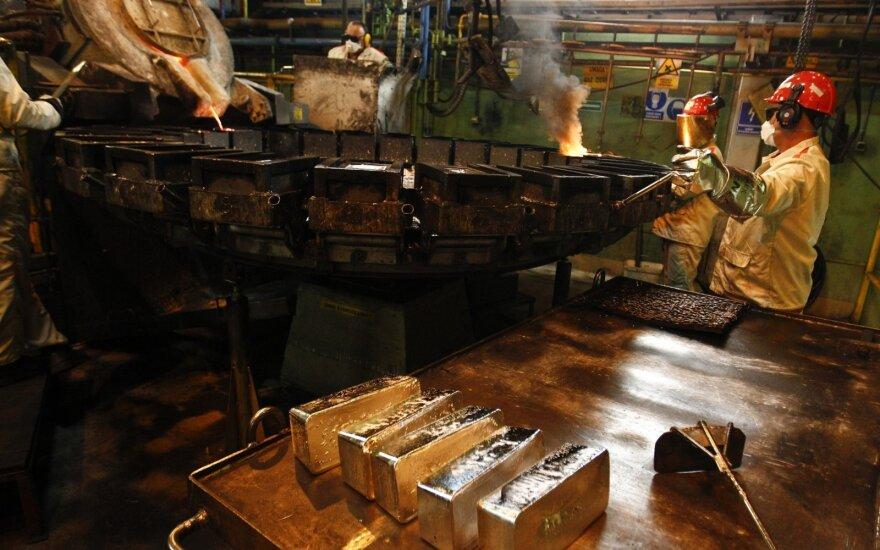 Sidabro gamykla Lenkijoje