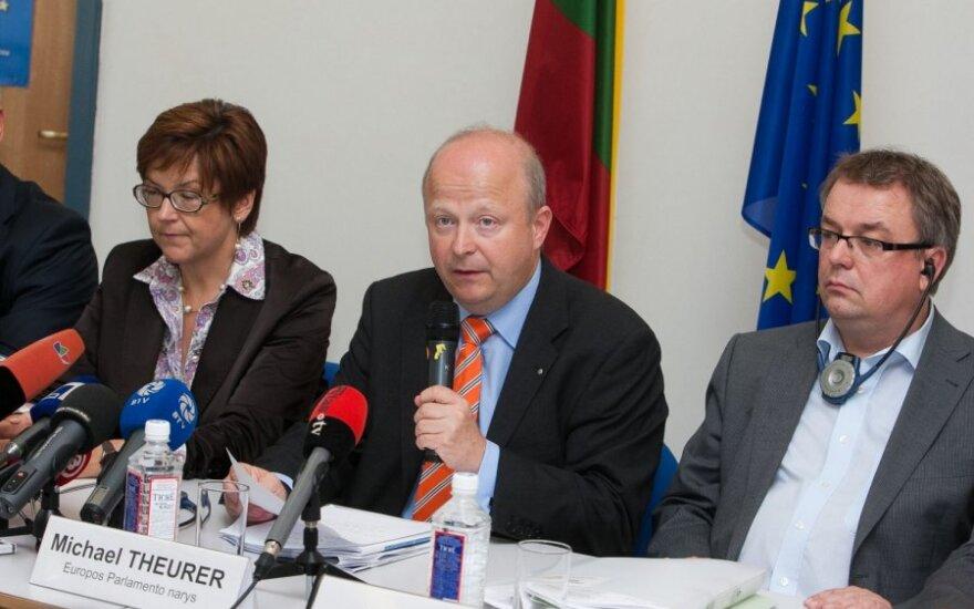 Europarlamentarų ultimatumas dėl Ignalinos AE uždarymo – jei ginčai nebus išspręsti, gali būti stabdomas finansavimas