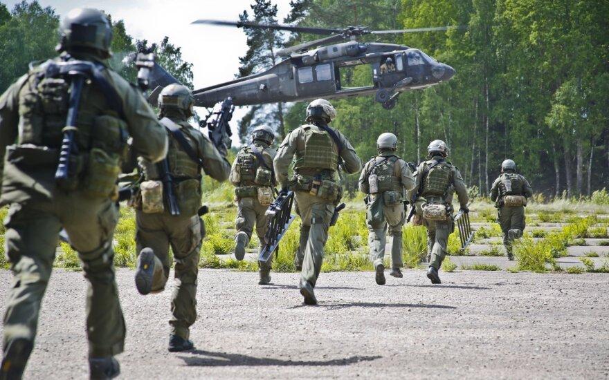 Eight soldiers test positive for coronavirus