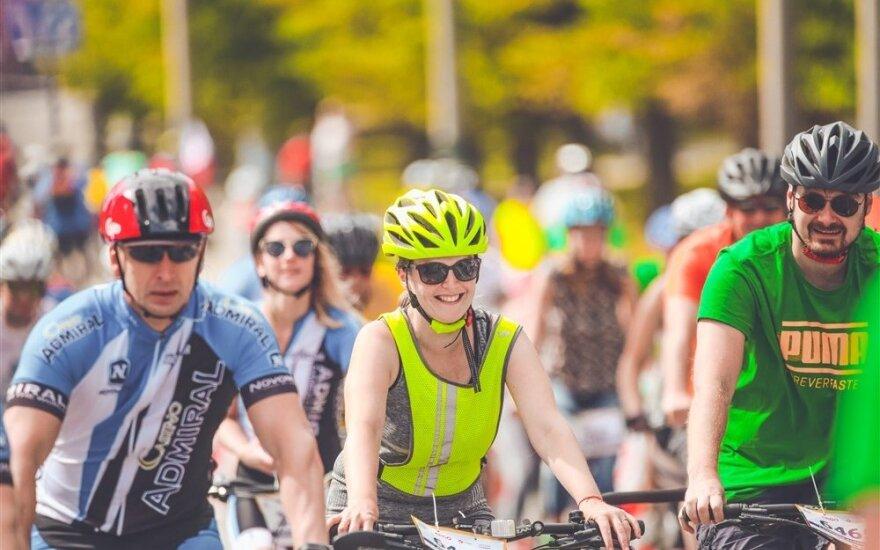 Kaip pasiruošti ilgam važiavimui dviračiu?