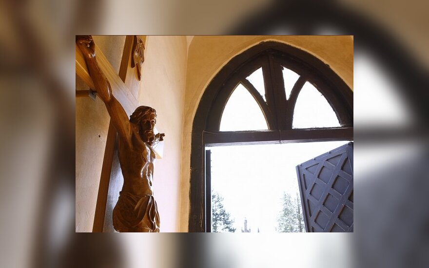 Vilniaus Šv. Jurgio bažnyčios ir karmelitų vienuolyno ansamblį ketinama grąžinti Bažnyčiai