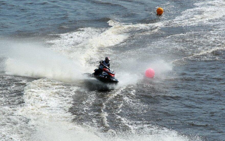 Vandens motociklas