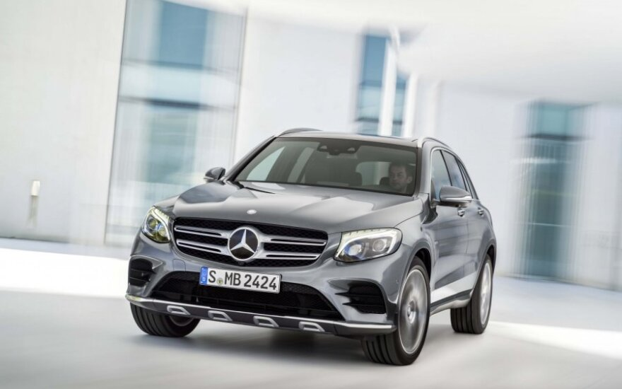 """Mercedes-Benz GLC"""