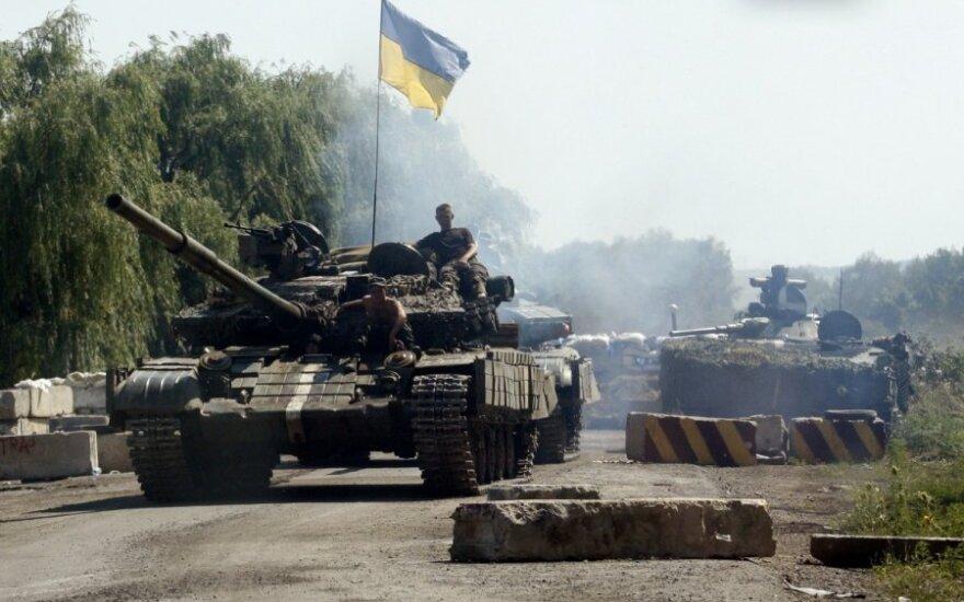 Maskva meta kaltinimus Kijevui: kiek dar gyvybių šie ginklai nusineš?