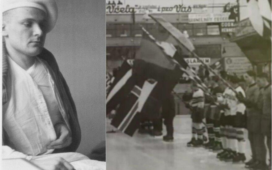 Traumuotas Vytautas Ilgūnas ir Lietuvos ledo rinktinė 1938-aisiais