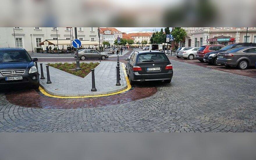 Vilniuje, Didžioji g. 2012-06-27