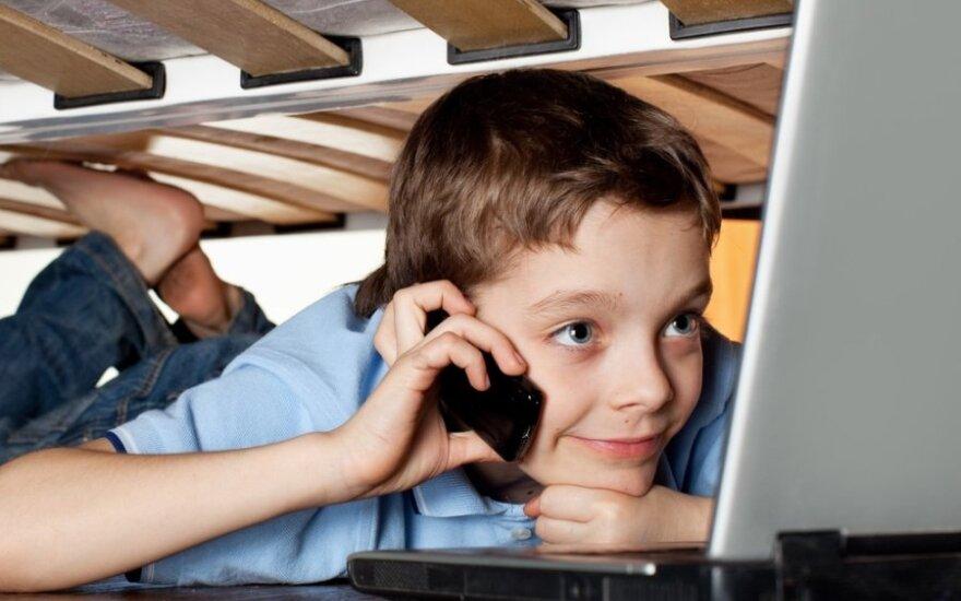 Z karta: kaip nori mokytis šiuolaikiniai vaikai