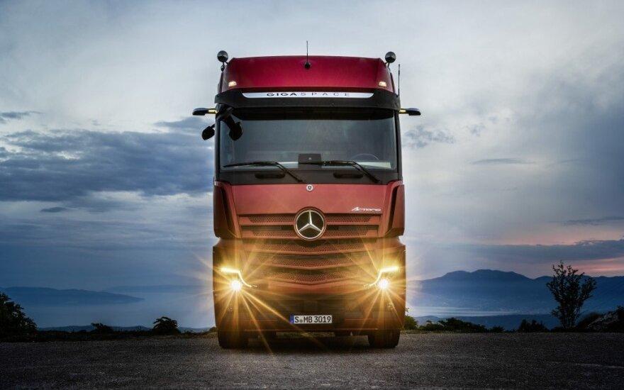 """""""Mercedes-Benz Actros"""""""