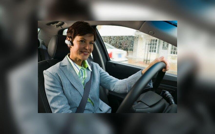 Bus renkamas mandagiausias vairuotojas
