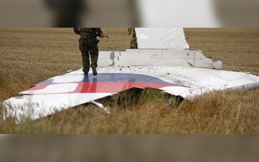 Vokietijos žvalgyba: Malaizijos lėktuvą numušė prorusiški separatistai