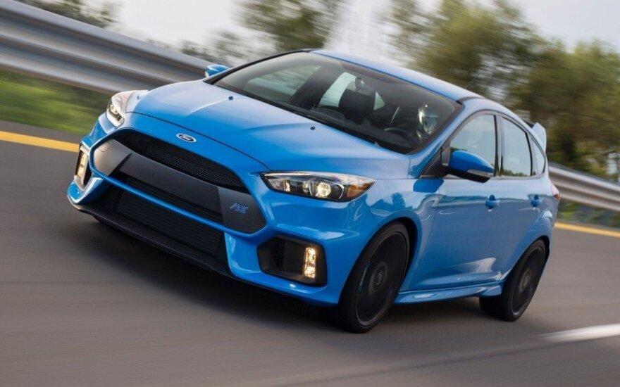 """""""Ford"""" metinis pelnas pasiekė rekordą"""
