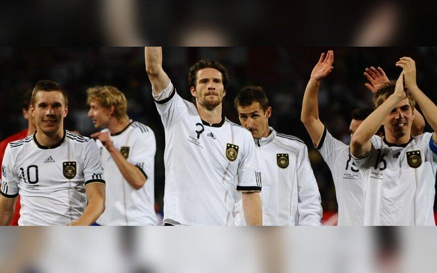 Vokietijos futbolo rinktinės žaidėjai