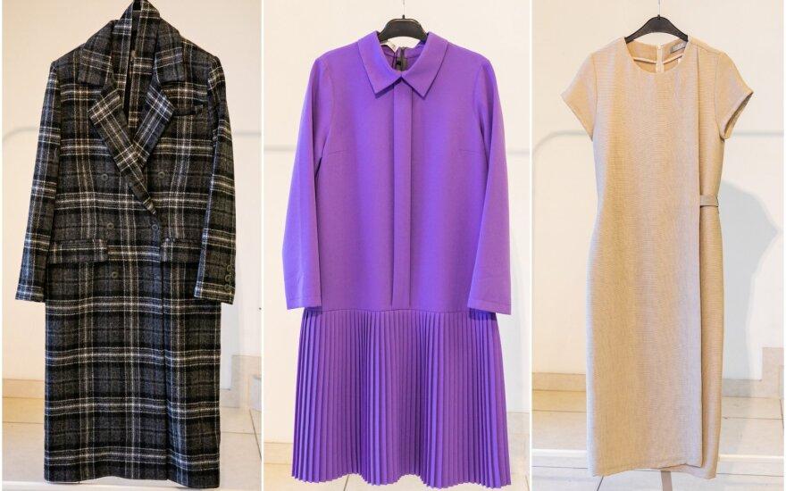Dizainerių drabužių išpardavimas