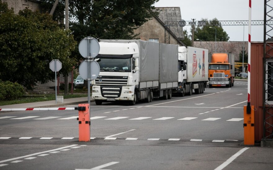 Lithuania to eliminate border guard zone along part of border with Kaliningrad as of 2021