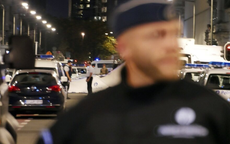 Išpuolis Briuselyje