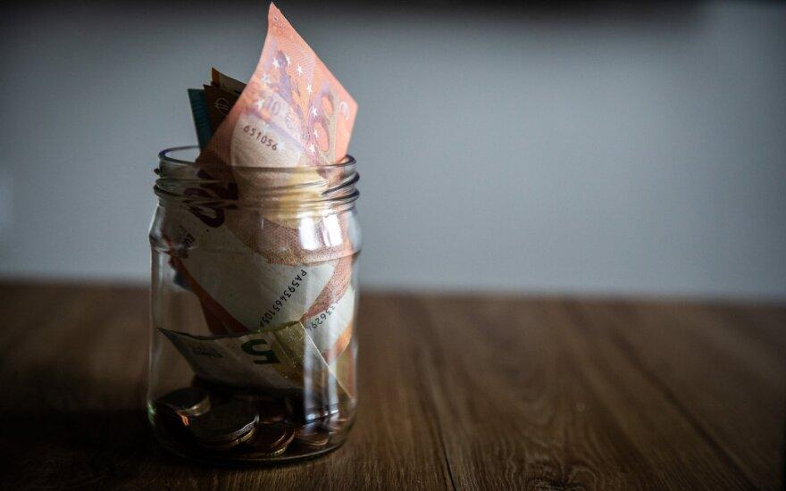 Statistika: gerą šeimos finansinę padėtį suaugę vaikai perima rečiau nei blogą