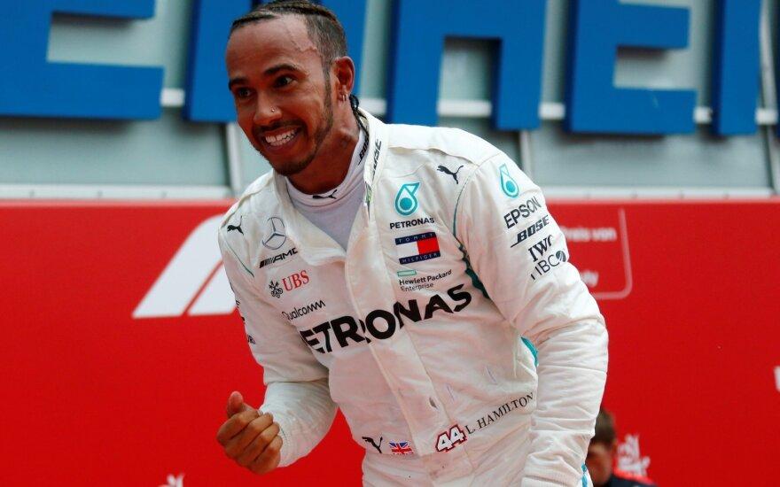 F-1, Vokietijos etapas, Lewisas Hamiltonas