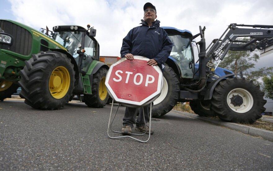 Ūkininkai įspėja apie kritišką situaciją
