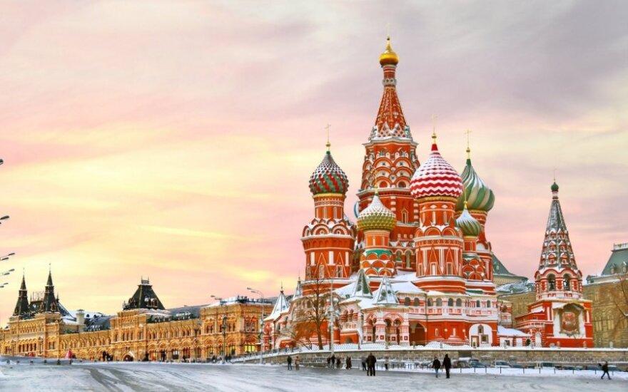 Maskva, Rusija