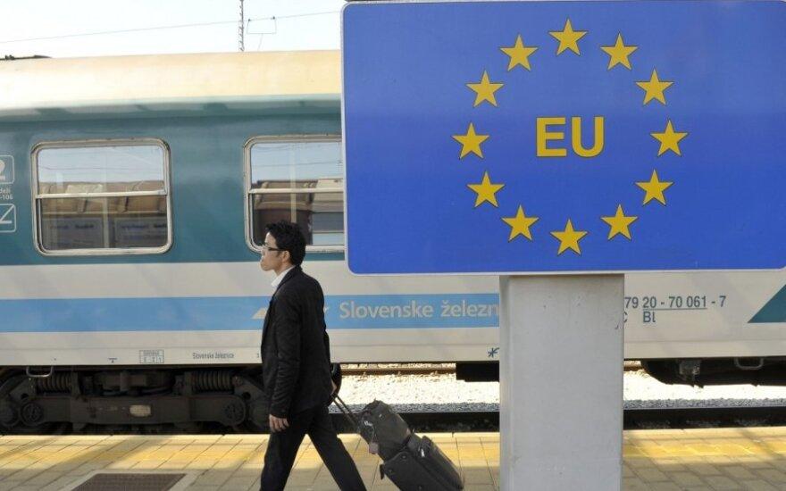 ES naujokės atveria kitiems galimybes patekti į ES
