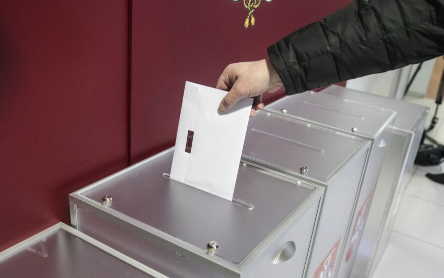 VRK reports on day one voter turnout: positive numbers