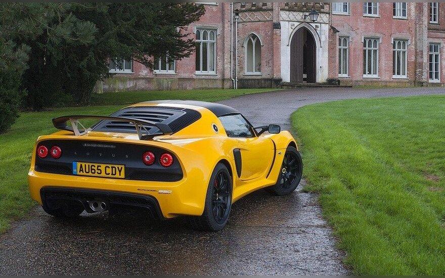 """Lotus Exige Sport 350"""