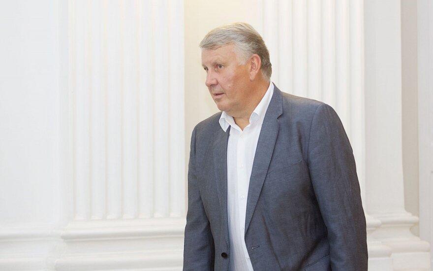 Advokatas Drąsutis Zagreckas