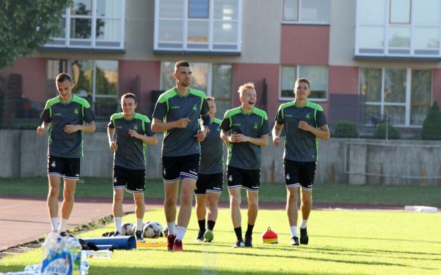Lietuvos jaunimo U-21 futbolo rinktinė
