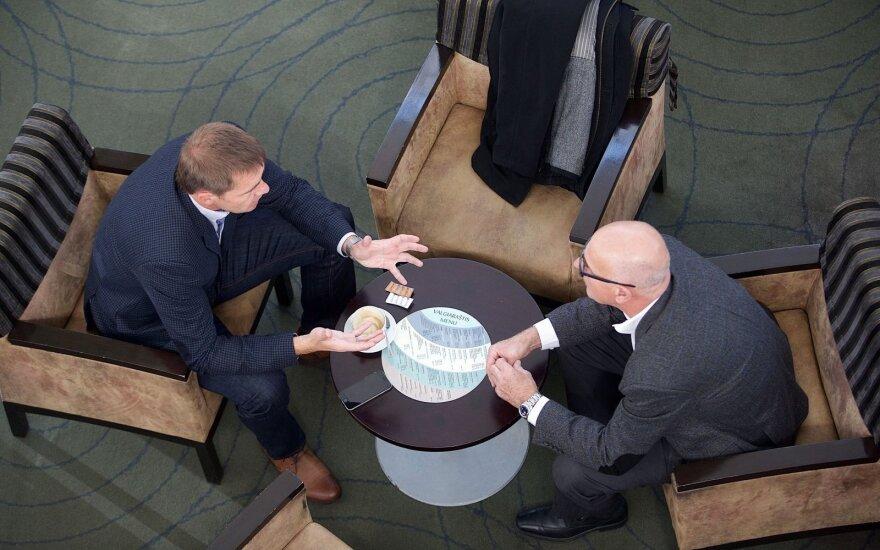 5 sėkmės lydimų verslo pasaulio lyderių ryto ritualai