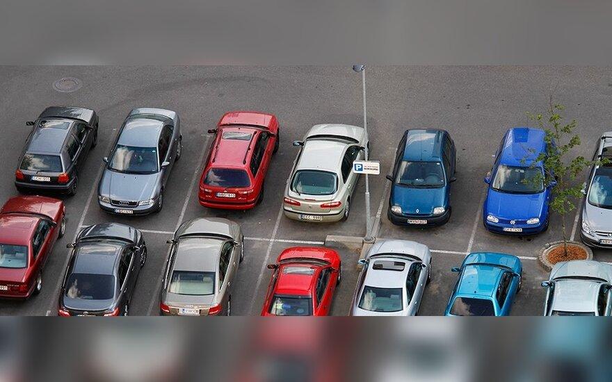 Šventiniu laikotarpiu Kauno vairuotojai galės sutaupyti