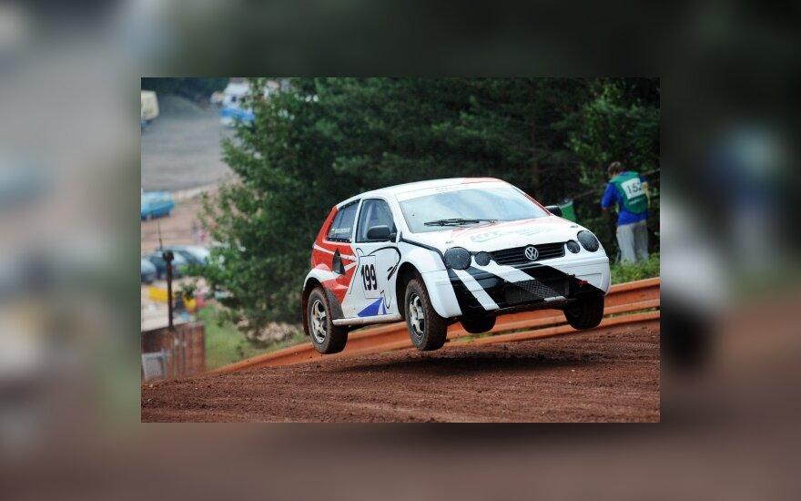"""Nikita Kondrachinas su """"Volkswagen Polo"""""""