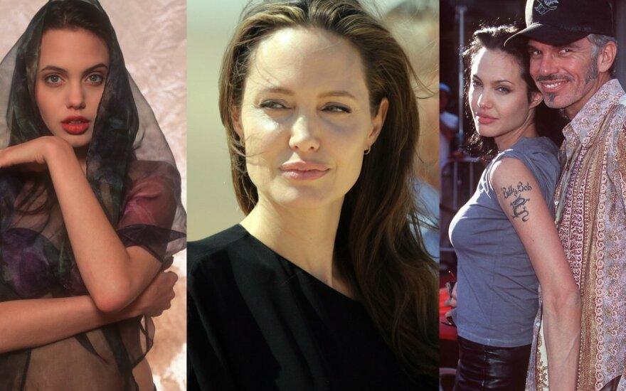 Angelina Jolie, Billy Bobas Thorntonas