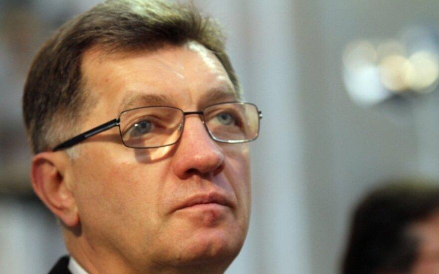 Algirdas Butkevičius, 2013 m. gegužės 5 d.