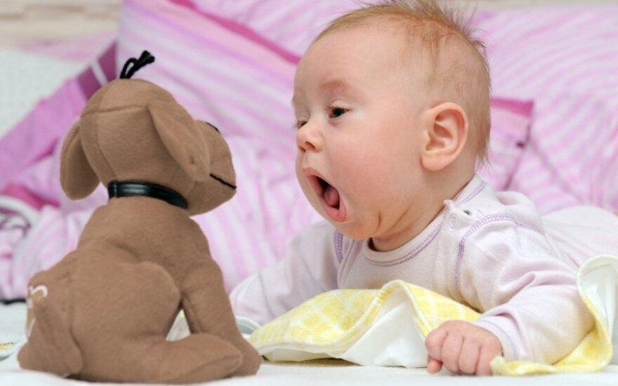 Atsparumas alergijoms priklauso nuo kūdikystės
