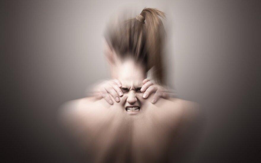 Kodėl slopiname tikruosius jausmus ir kaip tai atsispindi mūsų išvaizdoje