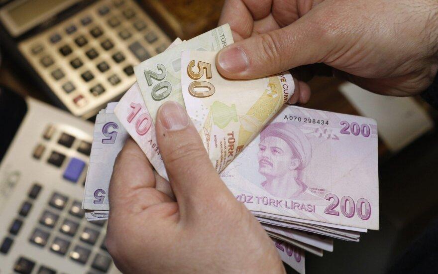 Turkijos lira, valiuta