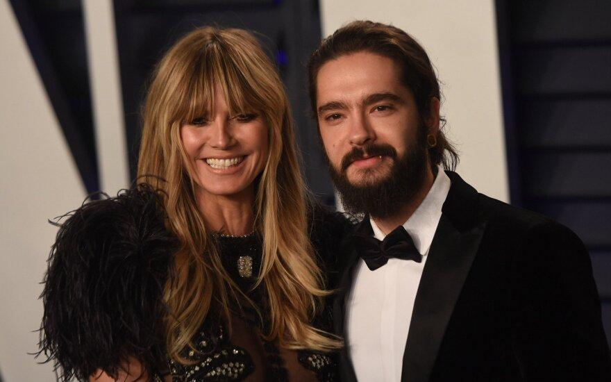 Heidi Klum ir Tom Kaulitz