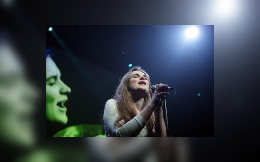 """""""Atalyja"""" pristato """"ekologiško skambesio"""" albumą"""