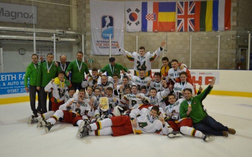 Lietuvos ledo ritulio U18 rinktinė