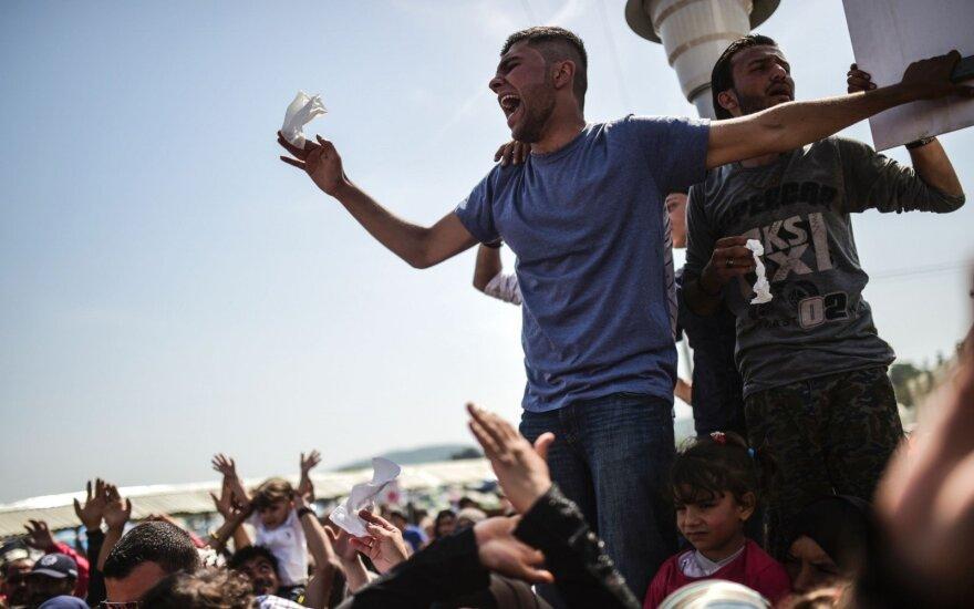 Afganistanas atsisako priimti savo pabėgėlius iš Švedijos