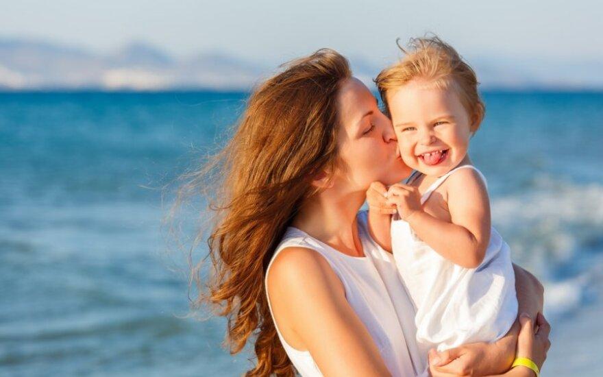 Dukra: jeigu galėčiau, aš savo mamai padovanočiau viską