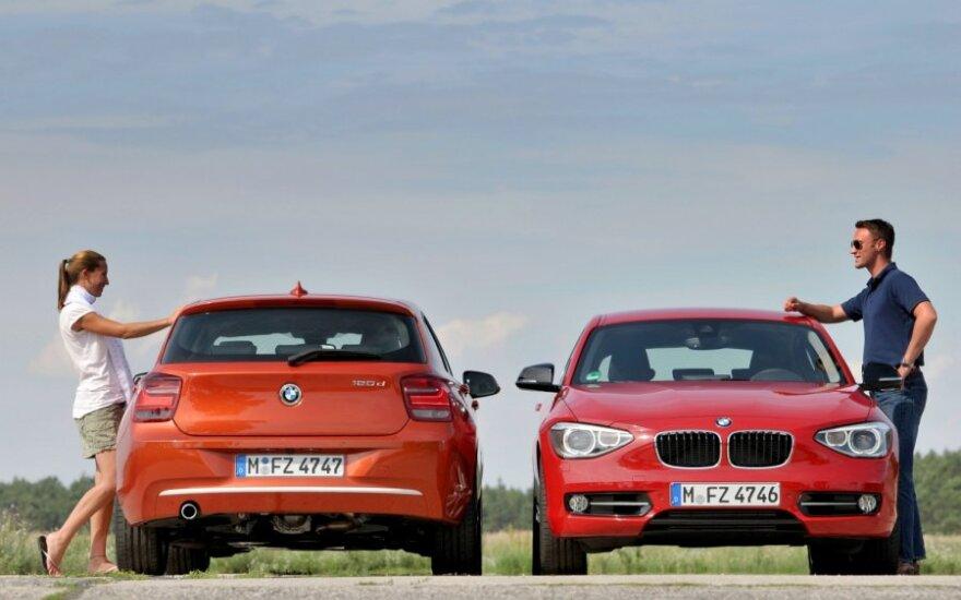BMW 1-serija
