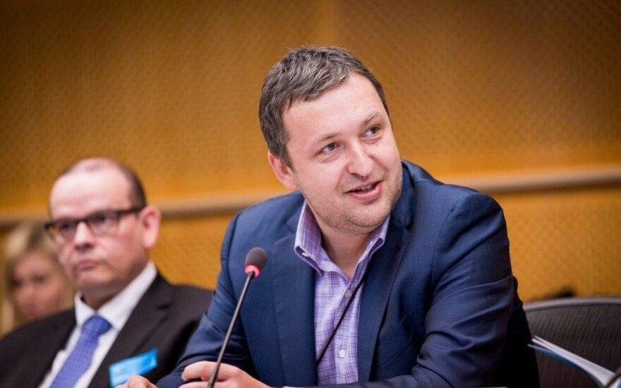 Antanas Guoga dalyvaus Europos Parlamento rinkimuose
